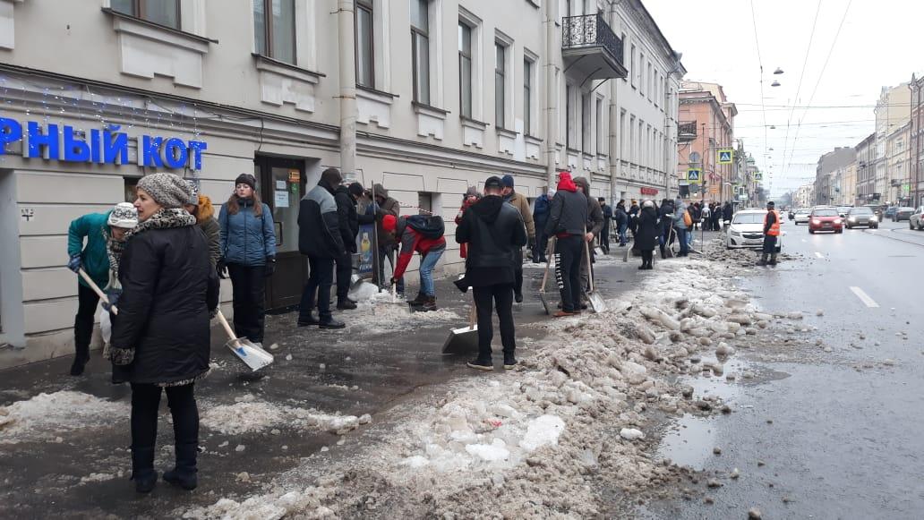 Договор по уборке кровли от снега